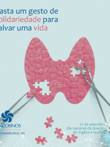 Doação de Órgãos e Tecidos