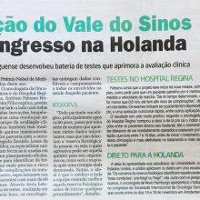 ONCOSINOS FORNECE NOVAS CONTRIBUIÇÕES PARA O TRATAMENTO DO CÂNCER EM CONGRESSO NA HOLANDA